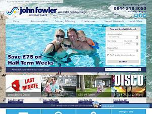 John Fowler Holidays - Accommodation in UK Directory