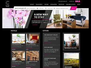 The Clifton Hotel  - Hotels UK Companies Directory