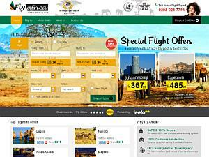 African Travel Agencies In UK - Travel agents UK Directory