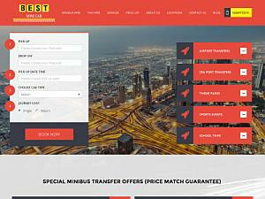 Cheap Minibus Hire - Cheap Taxi  - Taxi UK Directory