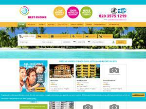Best Choice Holidays - Search results Directory
