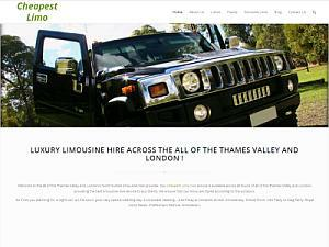Cheapest Limo - Car Rental UK Directory