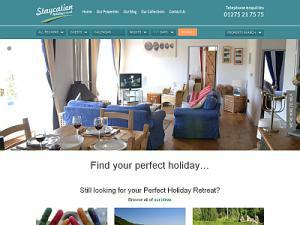 Staycation Holidays - Accommodation in UK Directory