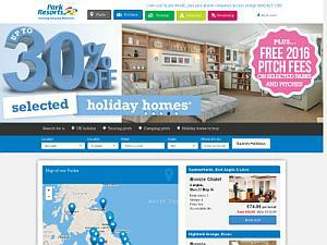 Park Resorts - Mobile Park Homes Directory