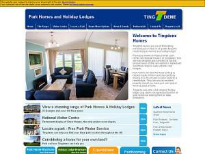 Tingdene Park Homes on UK Travel Directory