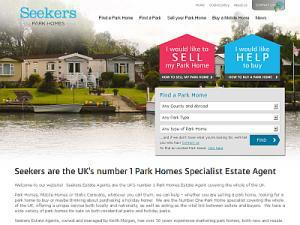 Seekers Estate Agents on UK Travel Directory