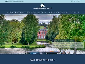 Countrywide Park Homes on UK Travel Directory