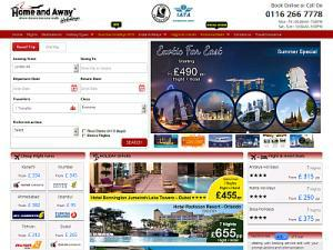 Home and Away Holiday on UK Travel Directory