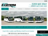 Coaches ETC - UK Free Travel Sites Directory