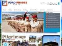 Ford Rhodes Travel UK - Travel agents UK Companies Directory