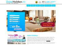 http://www.dubaiholidays.co on UK Travel Companies Directory